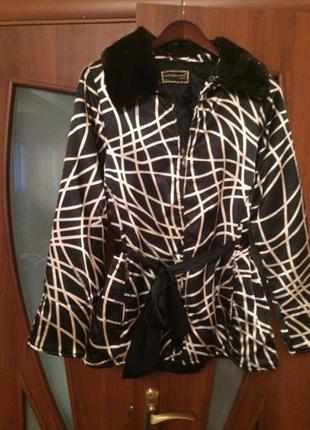 Куртка roccobarocco,оригинал,италия,на синтепоне