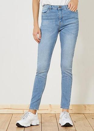 Стильные джинсы kiabi skinny fit jeans