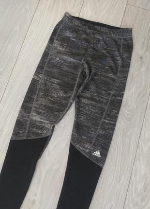 Жіночі лосіни adidas climalite розмір m 12-14