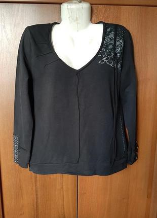 Оригинальный блузон размера 50-52.