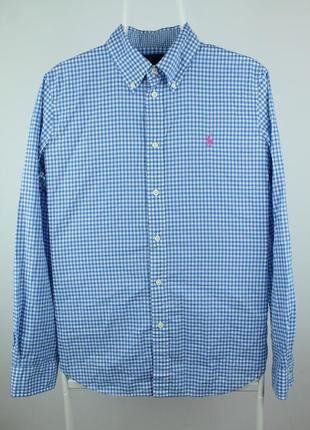 Оригинальная стильная рубашка ralph lauren custom fit shirt women
