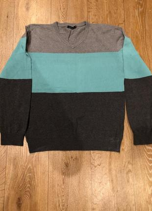 Мужской свитер ostin xl