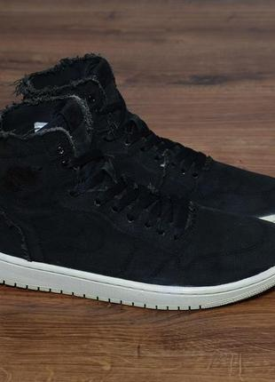 Nike jordan 1 retro deconstrcuted кроссовки оригинал