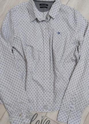Очень/красивая/брендовая/рубашка/marc o'polo/m ❛‿❛