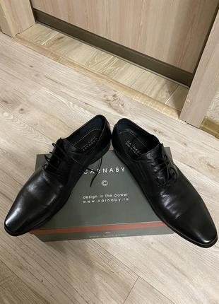 Туфли мужские carnaby