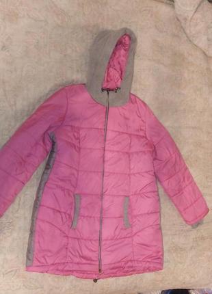 Зимняя куртка для беременяшек