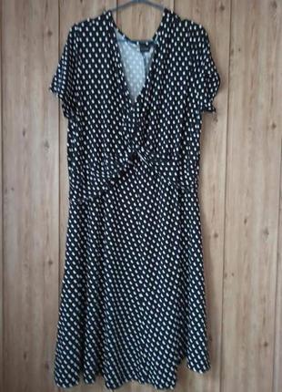 Платье от 58 размера до 60+