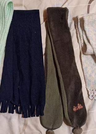 Разные шарфики