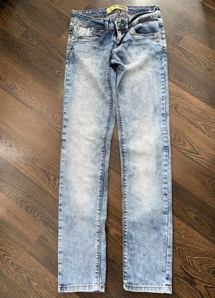 Классные джинсы cropp