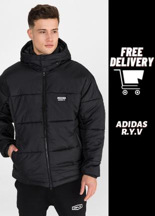 Зимова куртка adidas r.y.v
