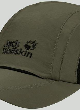 Jack wolfskin кепка vent pro cap бейсболка