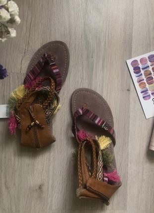 Босоножки сандалии primark