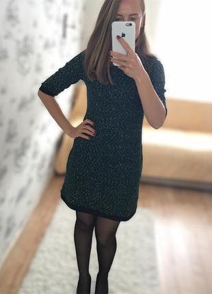 Платье осень/тёплое платье- супер цена!