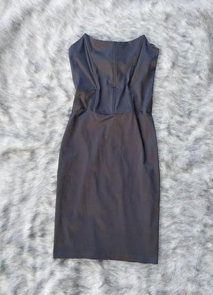 Платье бюстье topshop