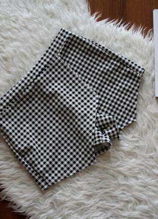 Крутые шортики-юбка