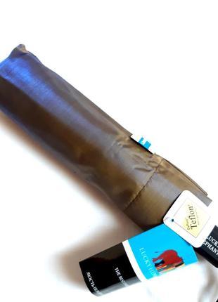 Зонт компакт lucky elephants механика хамелеон женский