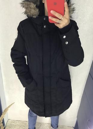 Куртка зимняя пуховик тёплая