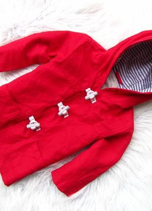 Куртка парка с капюшоном george