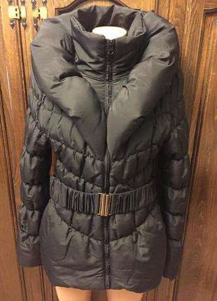 Утепленная куртка на синтепоне