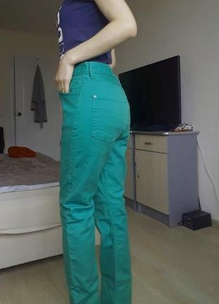 Джинси брюки жіночі сині