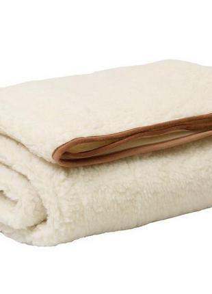 Зимнее шерстяное одеяло из мериноса, евро одеяло мериносовое