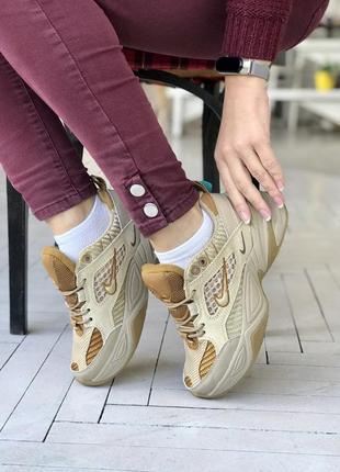 Nike m2k tekno ⭕ женские кроссовки найк м2к текно