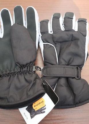 Горнолыжные перчатки размер xl