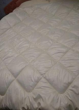 Одеяло искуственный лебяжий пух, ковдра лебединий пух, біопух