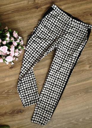 Укороченые стильные брюки next
