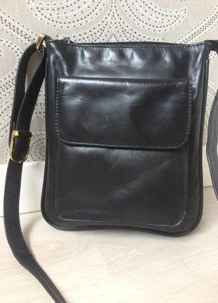 Кожаная сумка, 100%кожа