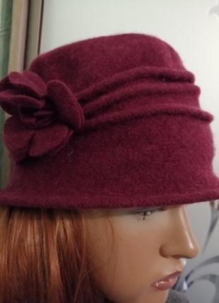 Шерстяная шляпка   debenhams