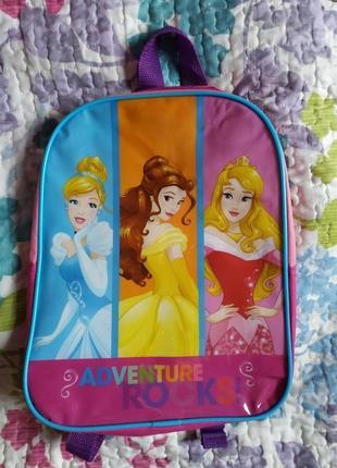 Рюкзак принцесы