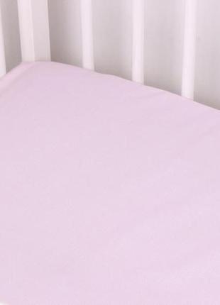 Простынь на резинке котон english home 90 190 см