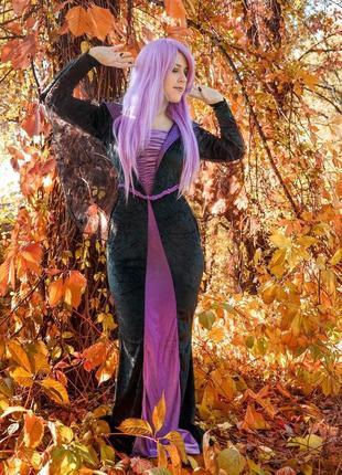 Платье на хеллоуин или фотосессии