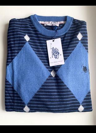 Джемпер, свитер usa polo