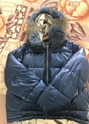Зимова куртка, зимняя куртка