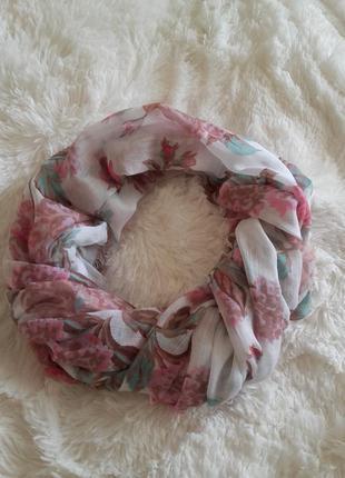 Красивый шарф, парео, палантин от lisa angel !
