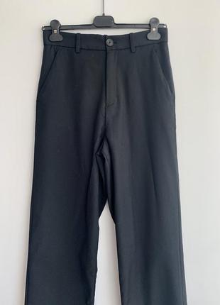 Шерстяные штаны uniqlo + j.w.anderson юникло