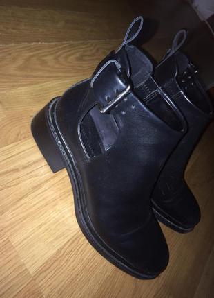 Ботинки/ботильоны zara