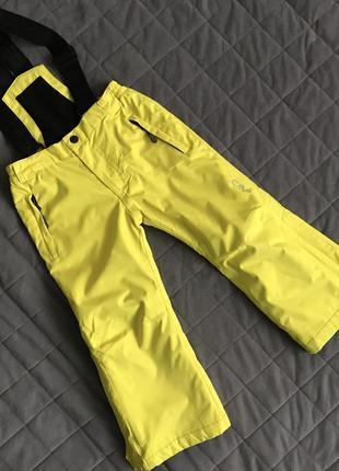 Зимовий напівкомбінезон (штани) cmp (104 розмір)