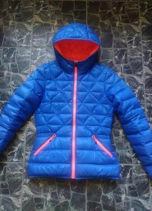 Оригинальний пуховик куртка nike
