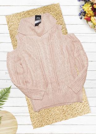 Новый свитер с горлом f&f