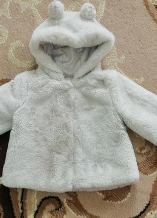 Шуба, курточка, пальто