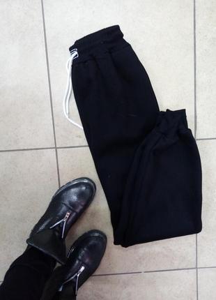Теплі флісові штани спорт