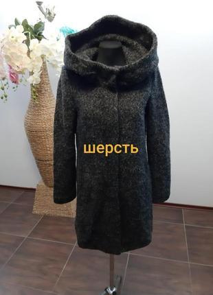 Пальто only шерсть