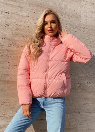 Курточка на холлофайбере