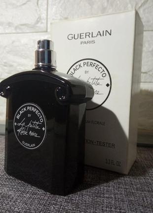 Духи оригинал тестер guerlain black perfecto 100 ml