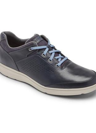 Туфли ботинки оксфорды rockport  на широкую ногу