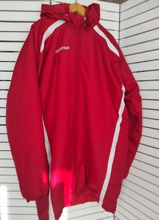 Спортивное пальто большой размер 4хл