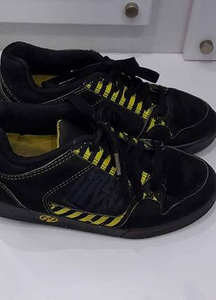 Ботинки на колесах heelys  оригинал 36-ой размер